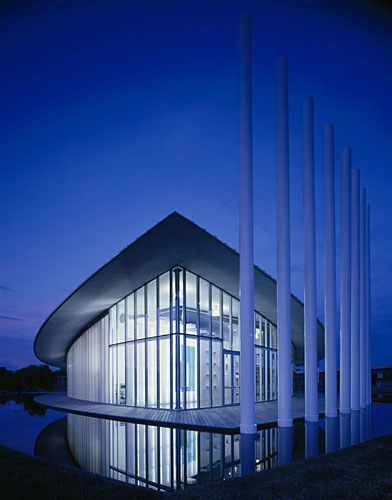 chesapeake (OKC) boathouse