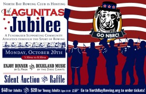 A Lagunitas Jubilee for North Bay Rowing Club @ Lagunitas Tap Room & Beer Sanctuary | Petaluma | California | United States