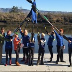 River Town Racers hoist paddles at Turkey Relay